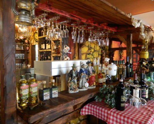 Restaurant Speranza Räumlichkeiten Ambiente